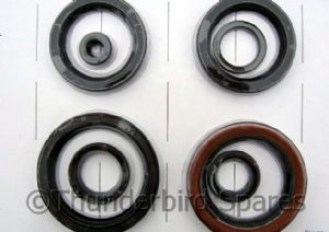 Oil Seal Set,Engine/Gearbox,Triumph T150/T160*,BSA A75